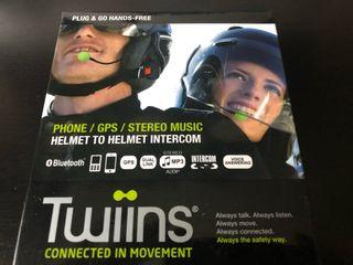 Intercomunicador para casco,integrado,