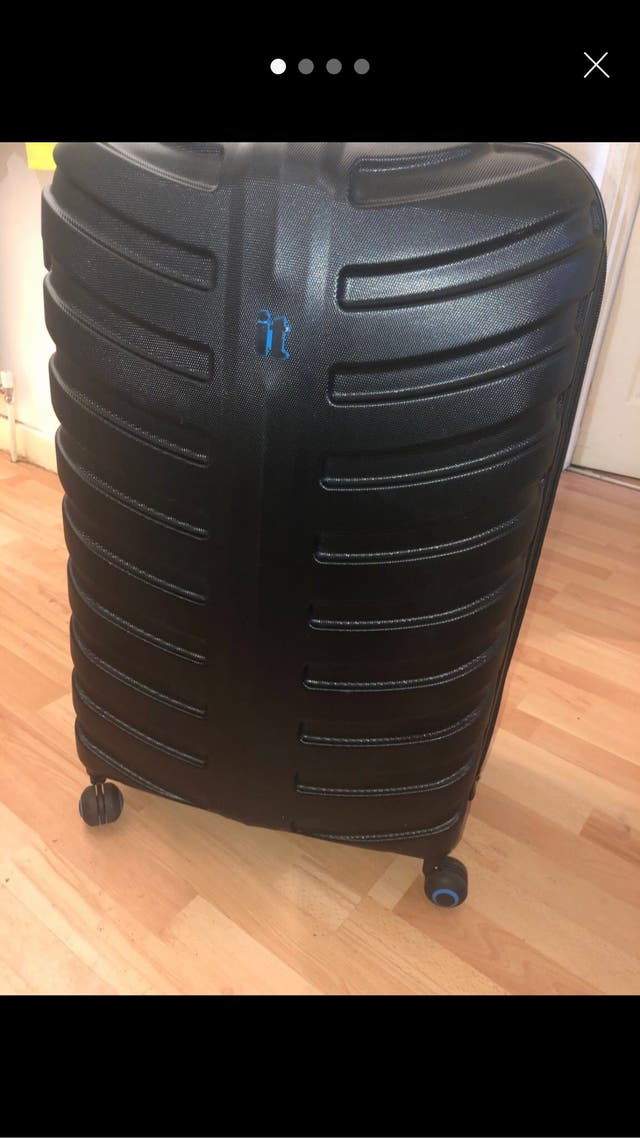 IT Large Hard Case Suitcase