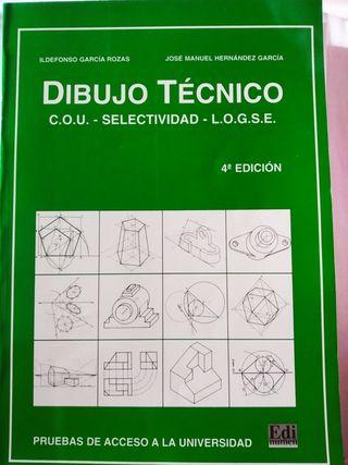DIBUJO TÉCNICO ACCESO A LA UNIVERSIDAD