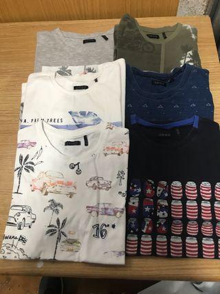 Camisetas m/c Ikks