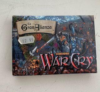Juego Cartas Warhammer