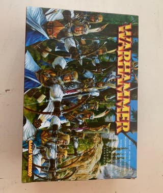 Warhammer arqueros elfos