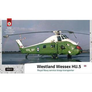 Maqueta Westland Wessex