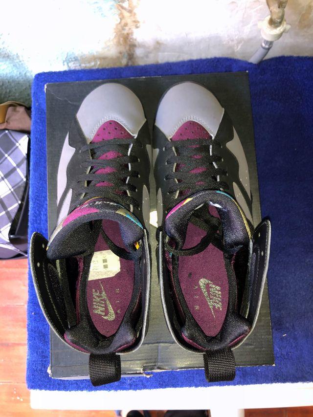 Air Jordan Retro 7 (44) OG Bordeaux 2015
