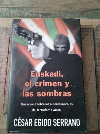 Novela crimen ETA