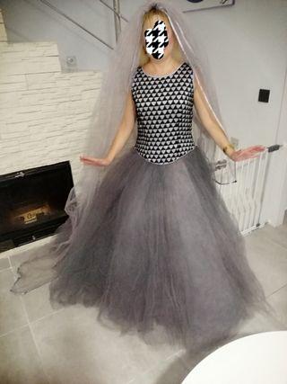 Disfraz novia Halloween