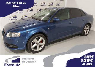 Audi A4 2.0 Tdi 170 cv Sline