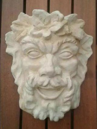 Mascara de satiro Romana