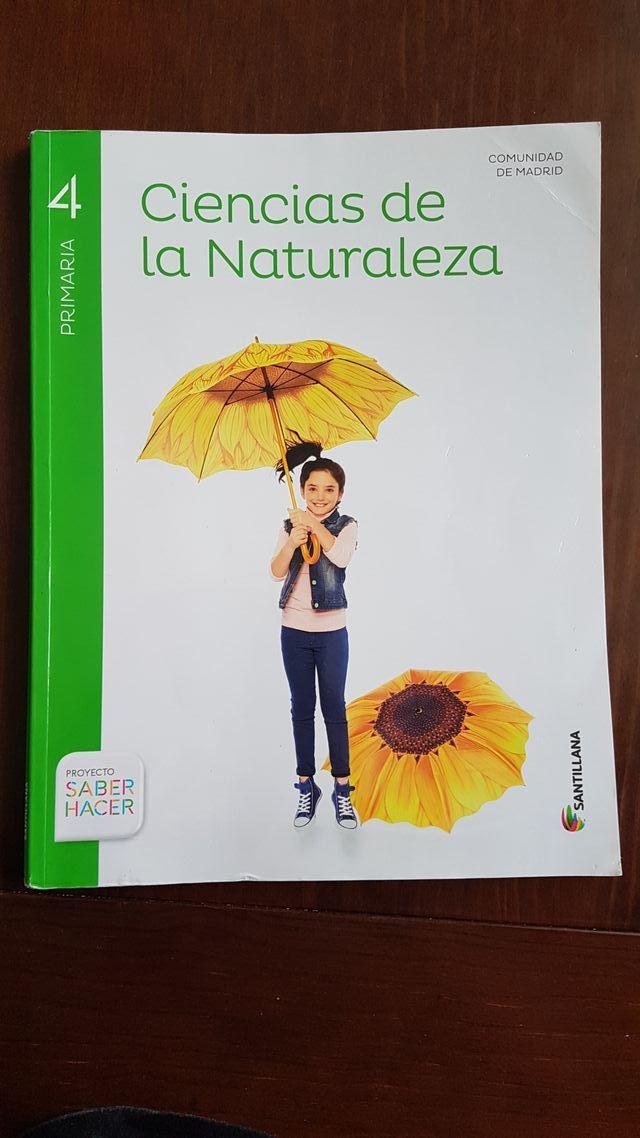 LIBRO CIENCIAS DE LA NATURALEZA + MI PRIMER TALLER