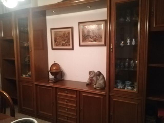 Mueble comedor + mesa de segunda mano por 600 € en El Rieral ...