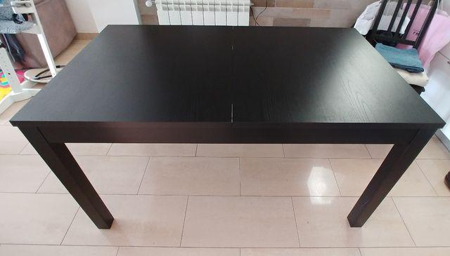 Mesa de cocina extensible Ikea BJURSTA de segunda mano por ...