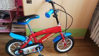 "Bicicleta 14"" Patrulla Canina Toimsa"