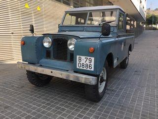 Land Rover Serie IIa - 1970