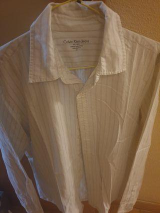camisa calvin klein