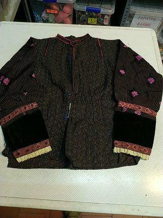 camisa chambra indumentaria tradicional