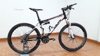 Bicicleta de montaña MMR Koans carbon