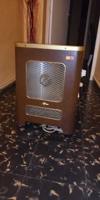 Estufa electrica Kamin , calor / frio