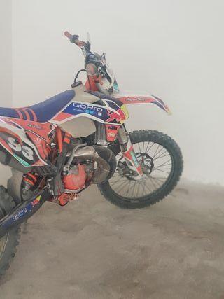 ktm exc 300cc six days 2014