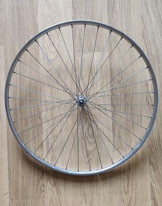 """Rueda delantera 700 26"""" bicicleta clásica"""