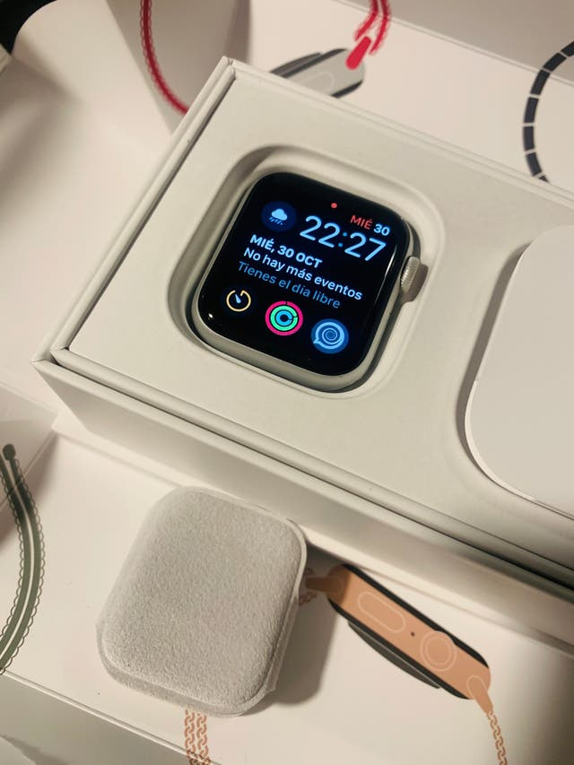 APPLE WATCH SERIES 5 Cellular+gps 40mm