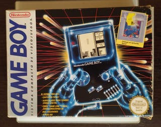 Consola Game Boy Nintendo Completa Original