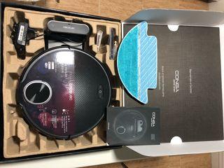 Robot aspiradora Conga 3090