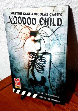 """CÓMIC: VOODOO CHILD"""""""