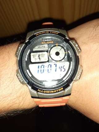 reloj casio