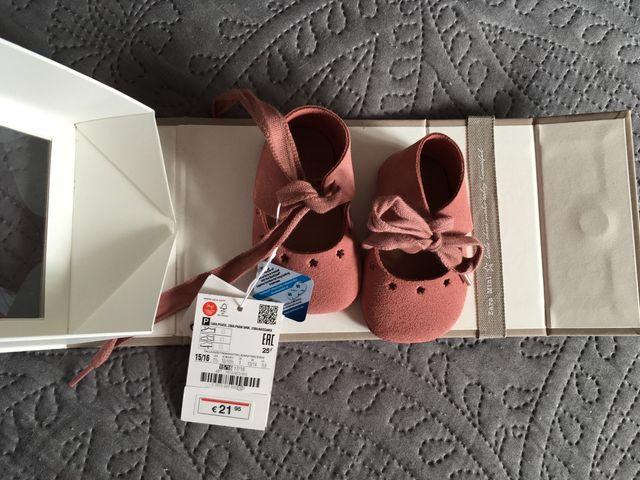 Zapatos niña 15/16 NUEVO