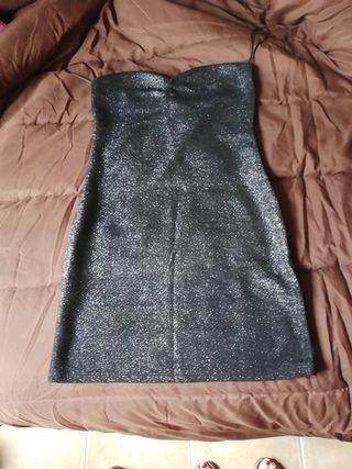vestido de fiesta lefties