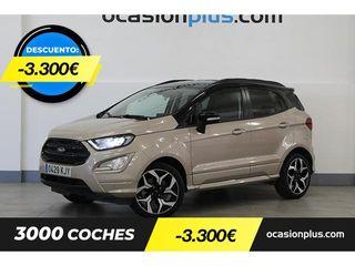 Ford EcoSport 1.0 EcoBoost SANDS ST Line Auto 92 kW (125 CV)