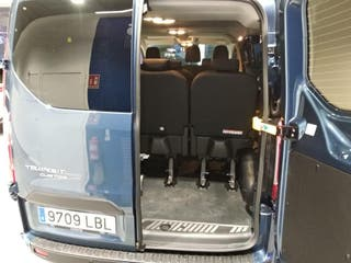 FORD NUEVO TRANSIT CUSTOM NUEVO TRANSIT CUSTOM KOMBI FT 320 L1 TREND 2.0 TDCi 96KW (130CV) MHEV Euro 6.2