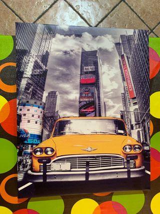 Cuadro Times Square