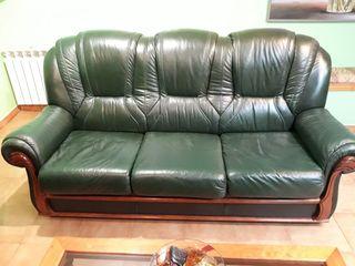 Sofá cama de 3 plazas + 2 sofás