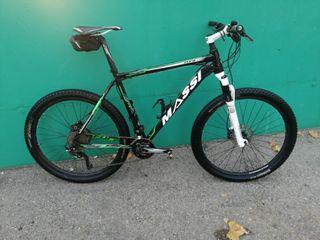 bicicleta BTT Massi fura