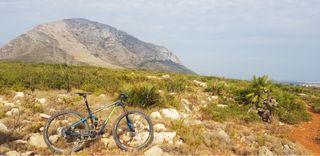 Doble 10kg Cuadro/Bici Bergamont FastlaneTeam 2018