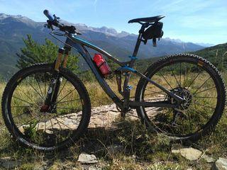 """Bicicleta MTB BTT Canyon Nerve 29"""""""