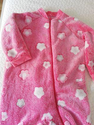 Pijama manta T-4