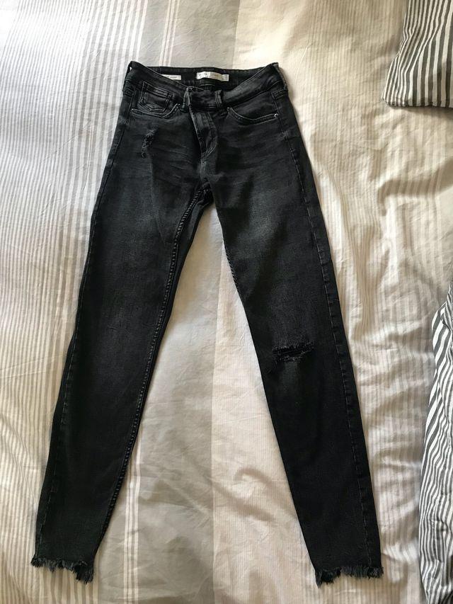 Pantalones Vaqueros Hombre Bershka