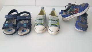 Lote calzado número 26