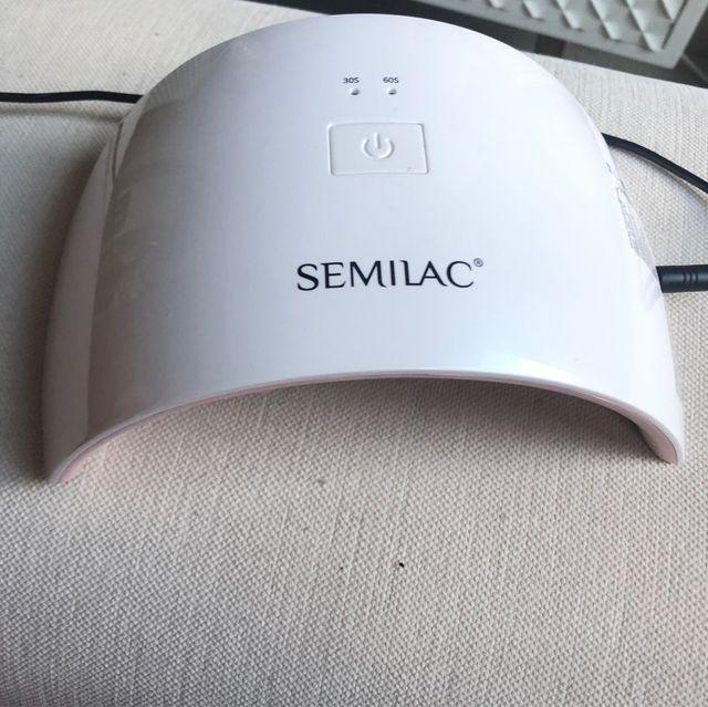 Lámpara uv semilac