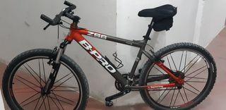 Bicicleta de Montaña BPro de calidad.