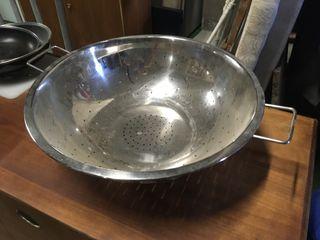 Colador pasta