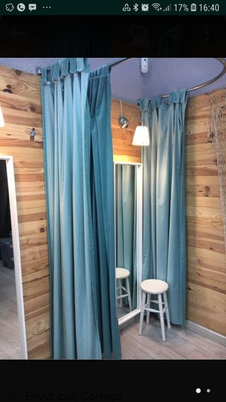cortinas terciopelo