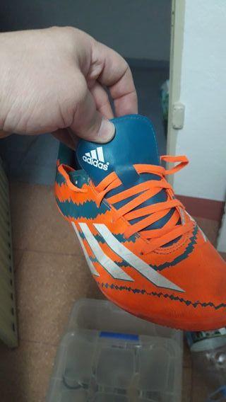 botas Adidas fútbol sala poco uso
