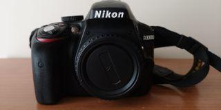 Nikon D3300 + Yonguo 35mm