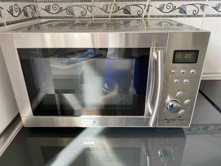 Microondas con grill Saivod como nuevo