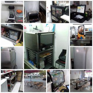 Lote maquinaria hosteleria (por cierre)