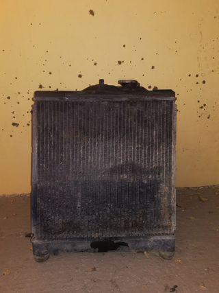 honda Civic ek/ej radiador