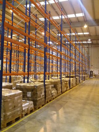 estanteria industrial